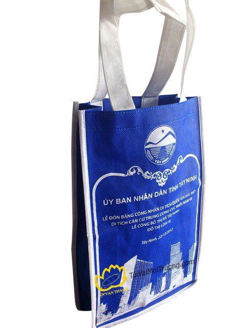 túi vải không dệt quảng cáo, túi môi trường, mua túi vải không dệt ở đâu