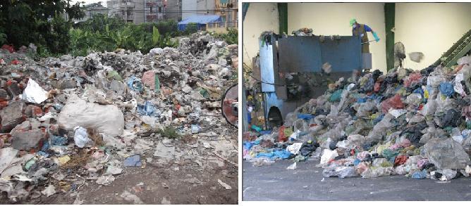 ô nhiễm môi trường, túi môi trường, bảo vệ môi trường, túi ni lông