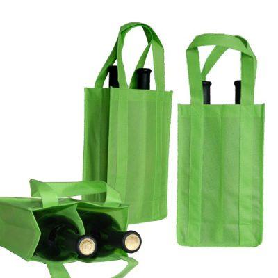túi môi trường ,túi đựng rượu, túi vải không dệt, túi rượu , vải không dệt