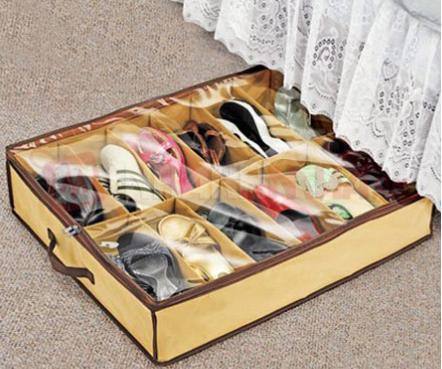 túi vải không dệt, túi đựng giày, túi xuất khẩu