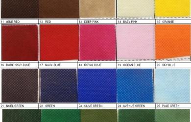 vải không dệt giá rẻ, túi vải không dệt, chất lượng vải không dệt, định lượng vải không dệt, màu vải không dệt