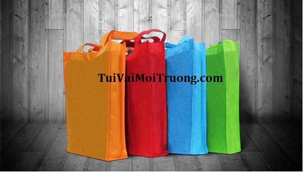 túi vải, túi vải môi trường, túi vải không dệt, bảo vệ môi trường
