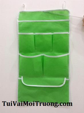 túi vải không dệt, túi vải xanh, túi bảo vệ môi trường, túi vải