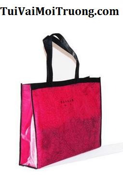 túi đựng đồ trang điểm, túi đựng hàng, túi mỹ phẩm, túi vải thân thiện môi trường