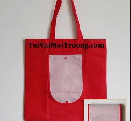 túi xách vải, bảo vệ môi trường, túi vải không dệt, in ấn túi vải không dệt