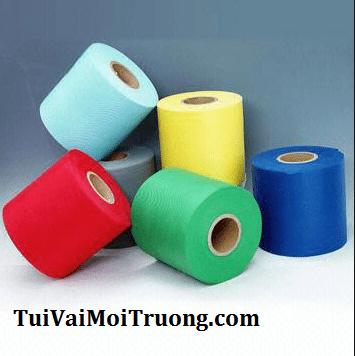 túi vải không dệt, bao bì vải không dệt, túi xách vải, bảo vệ môi trường, túi vải môi trường