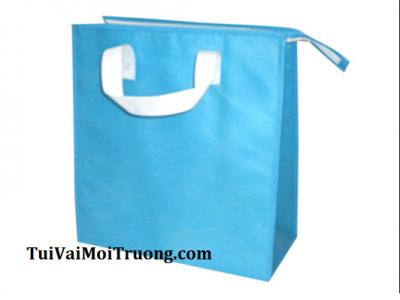 túi vải không dệt, bảo vệ môi trường, tác hại của túi nilon, thuế môi trường