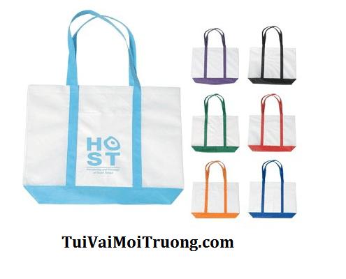 túi bảo vệ môi trường, bảo vệ môi trường sống, túi vải không dệt, dùng túi vải môi trường