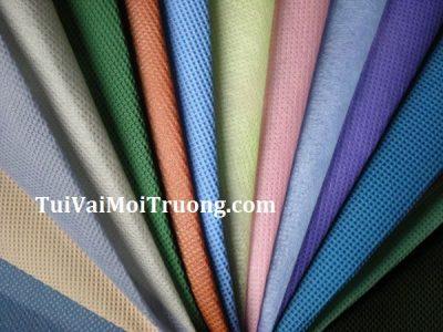 túi vải, túi vải không dệt, sản xuất túi vải không dệt