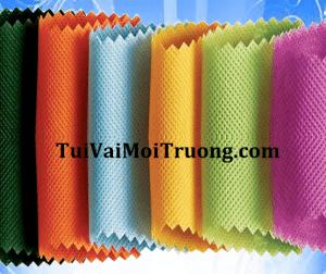 sản xuất vải không dệt, túi vải không dệt, vải không dệt, vai khong det