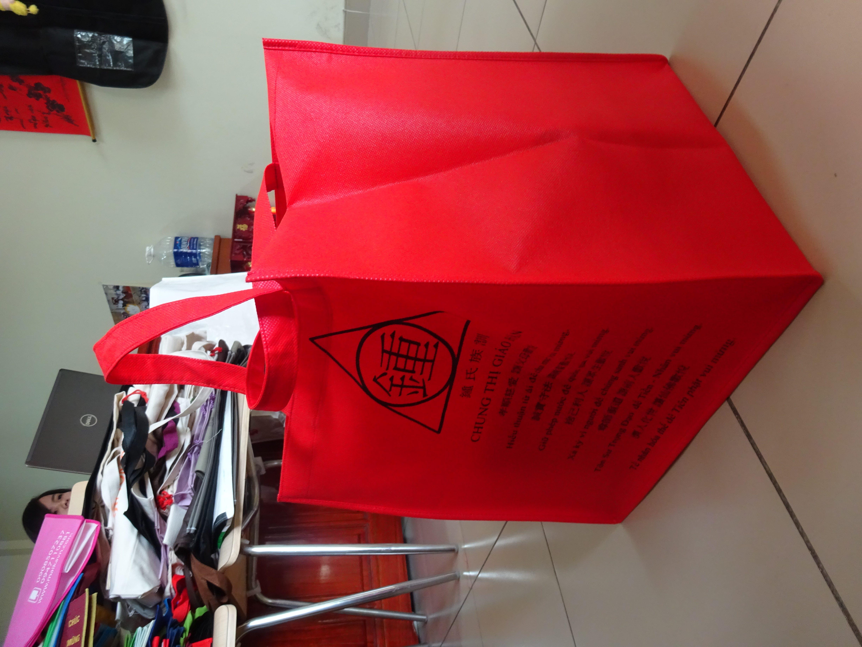 túi vải không dệt, tui vai khong det, non-woven bag, ecobag