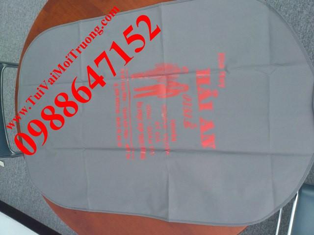túi áo vest chất liệu nhựa PVC, túi trùm áo vest chất liệu PVC, túi áo vest, túi trùm áo vest, túi áo veston