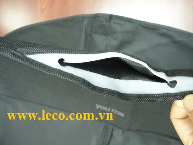 túi áo vest sẽ tăng giá trị của trang phục và gia tăng lòng tin của khách hàng về chất lượng