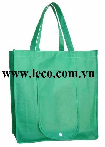 TÚI VẢI KHÔNG DỆT, vải không dệt, túi vải, thân thiện môi trường, túi không dệt, túi tự hủy sinh học, thuế bảo vệ môi trường đối với túi nilon, túi thời trang bảo vệ môi trường