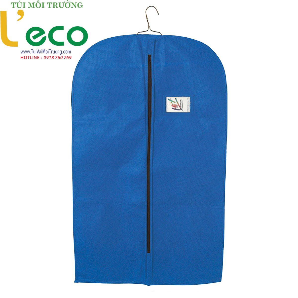 túi vải không dệt đựng áo vest xu thế mới của thời đại