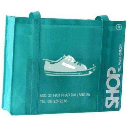 Túi vải không dệt đựng giày giải pháp marketing tốt nhất hiện nay