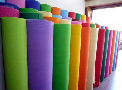Vải không dệt sản phẩm thân thiện với môi trường