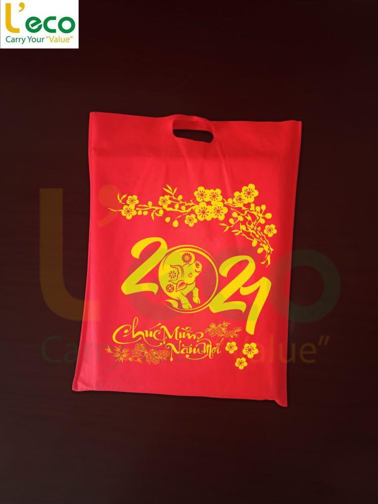 Túi đựng lịch năm Tân Sửu