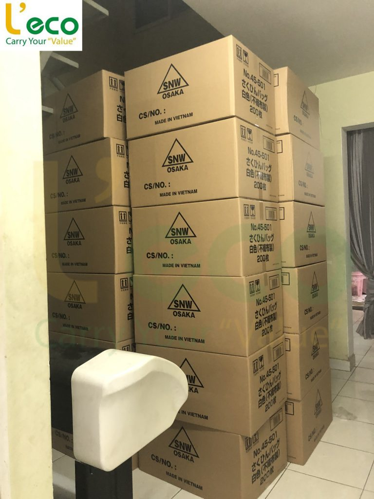 Đóng gói thùng carton