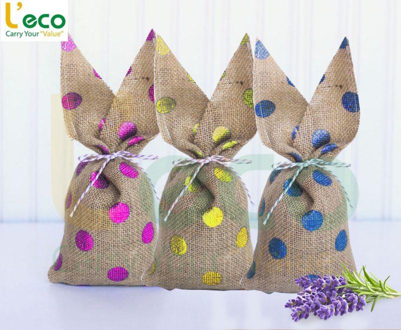 Túi thơm vải đay